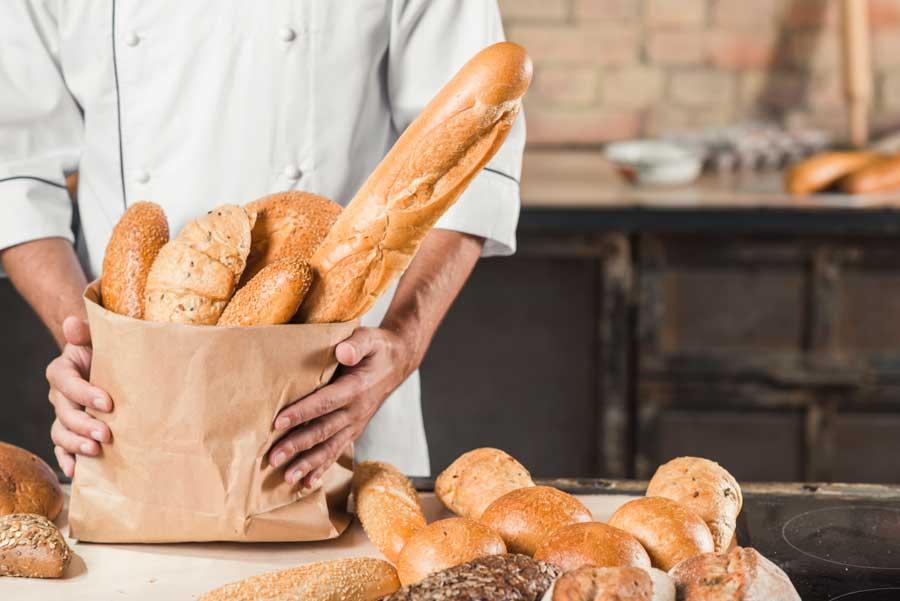 Est-ce que vous achetez des chaussures dans une boulangerie ?