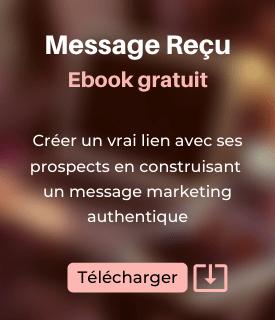 Ebook gratuit Message Reçu