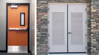 Commercial Steel Doors, Hollow Metal Doors, Fire-Rated Doors
