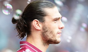 The West Ham manager said Andy Carroll had nothing to prove on his debut