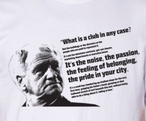 Sir Bobby T shirt extract