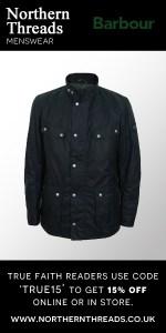 Barbour Duke Wax Jacket - Sage (1)