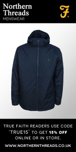 Farah Rydal Jacket - True Navy