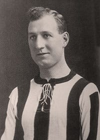 Tom Curry in NUFC strip