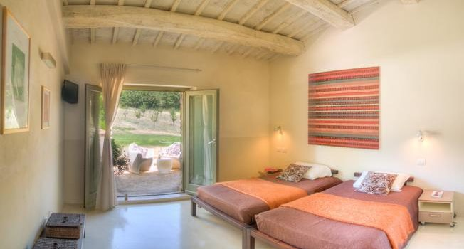 Boutique Hotel Umbria - Bedroom