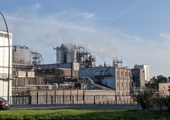 Hamburg Industrie