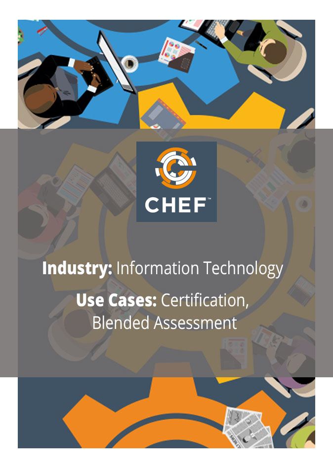 Chef Software Blended Assessment