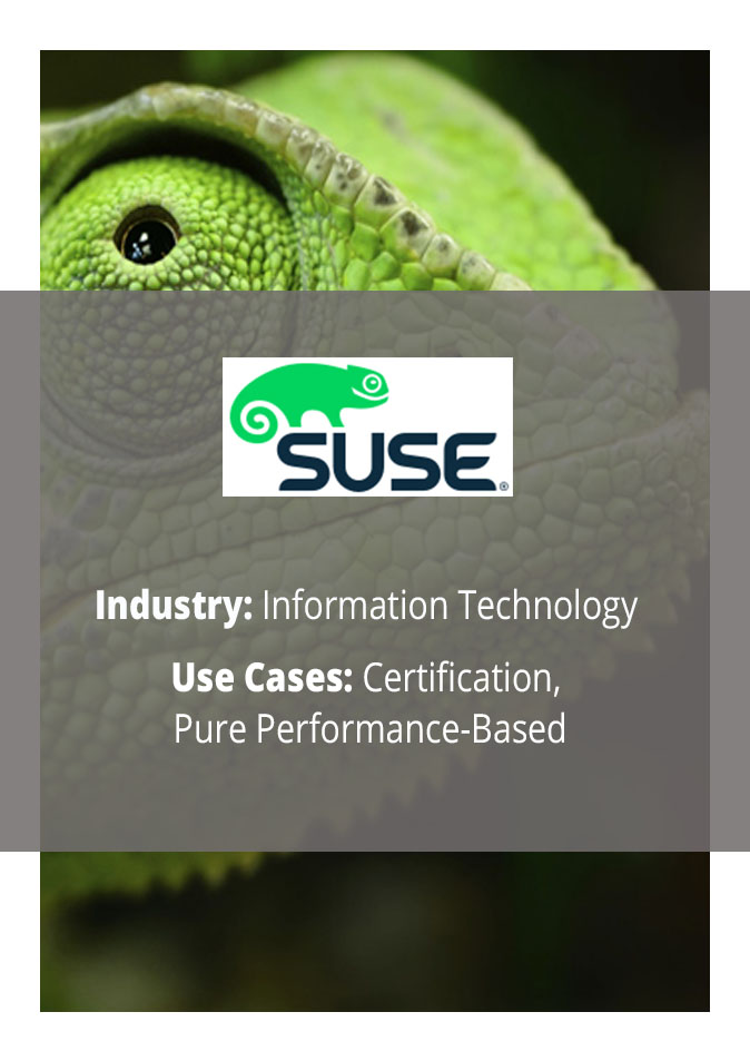 Suse Pure Performance based