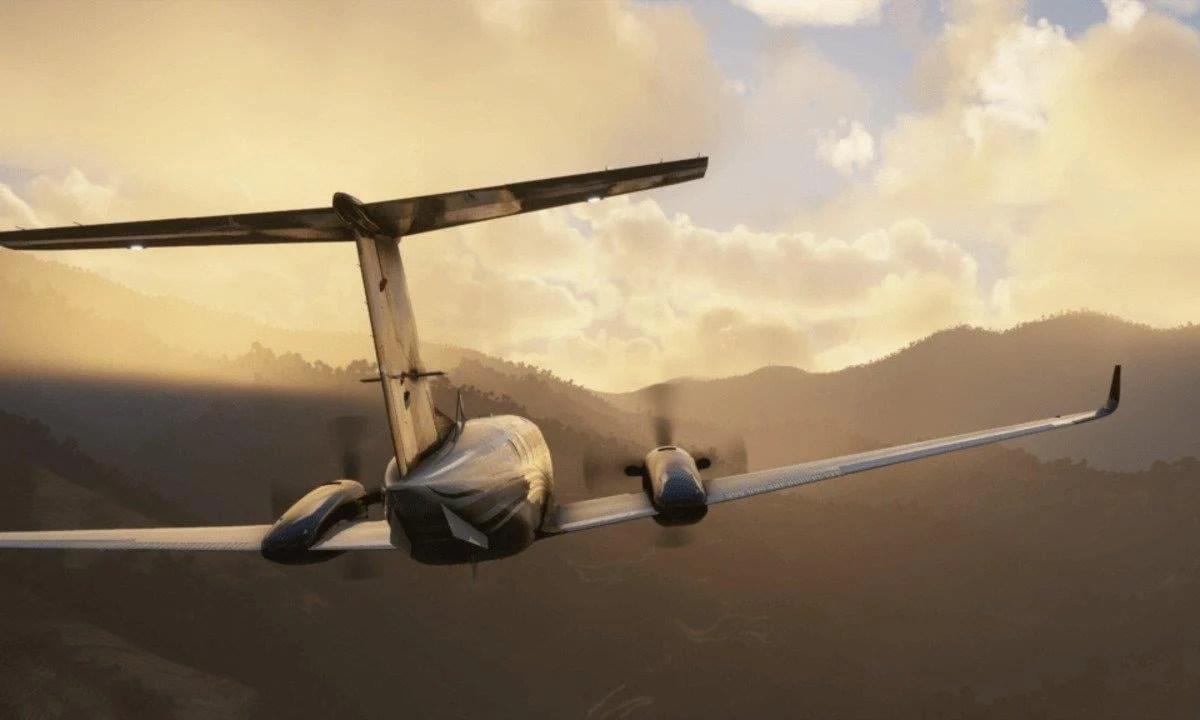 Revisión de Microsoft Flight Simulator