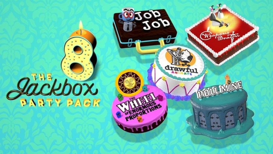 Logros de Jackbox Party Pack 8