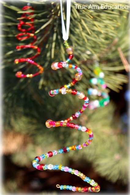 How To Make Homemade Ornaments For Christmas