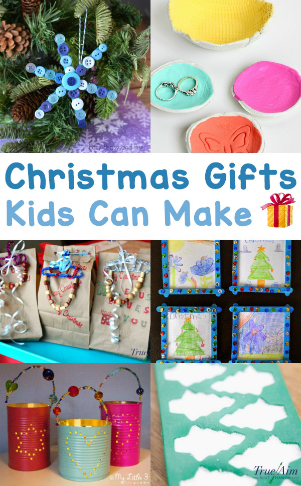 Christmas Craft Gifts For Kids