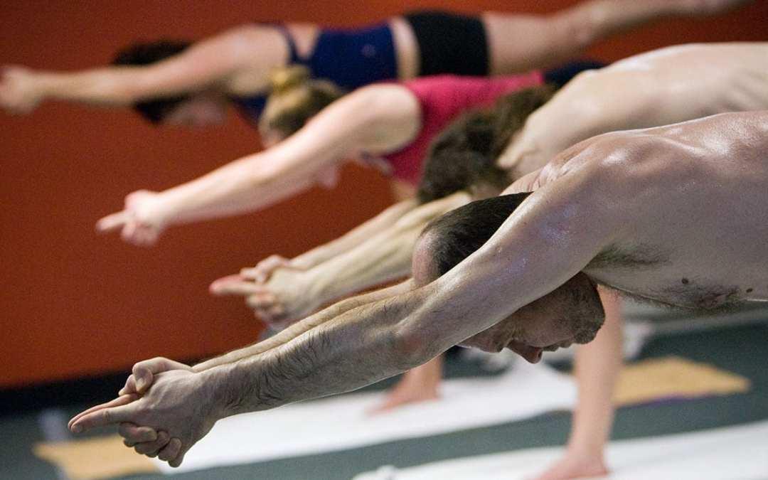 Bikram Yoga Is Restorative Yoga