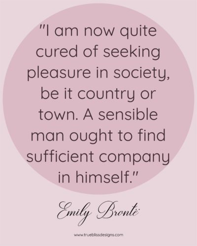 Free Emily Bronte Wuthering Heights Printable