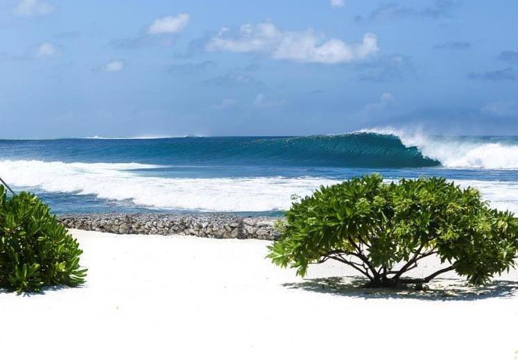 Blue Water Paradise   Maldives   Kandooma