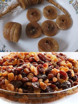 Raisins and Figs