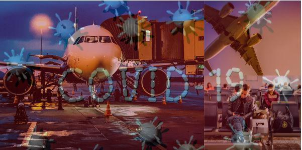 Impact of novel coronavirus on aviation