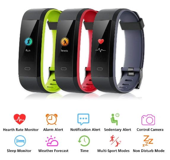 HolyHigh fitness tracker band