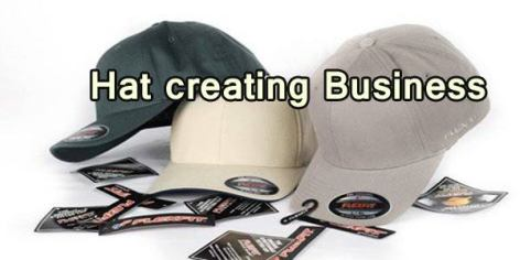 hat creating business