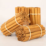 Ceylon cinnamon coils