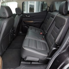 2017 Gmc Acadia With Captains Chairs Modern Lounge Uk Second Row Center Console Autos Post