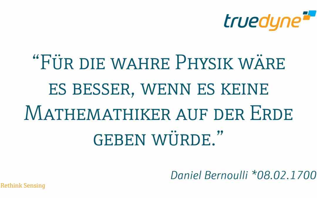 Daniel Bernoulli *08.02.1700