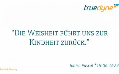 Blaise Pascal *19.06.1623