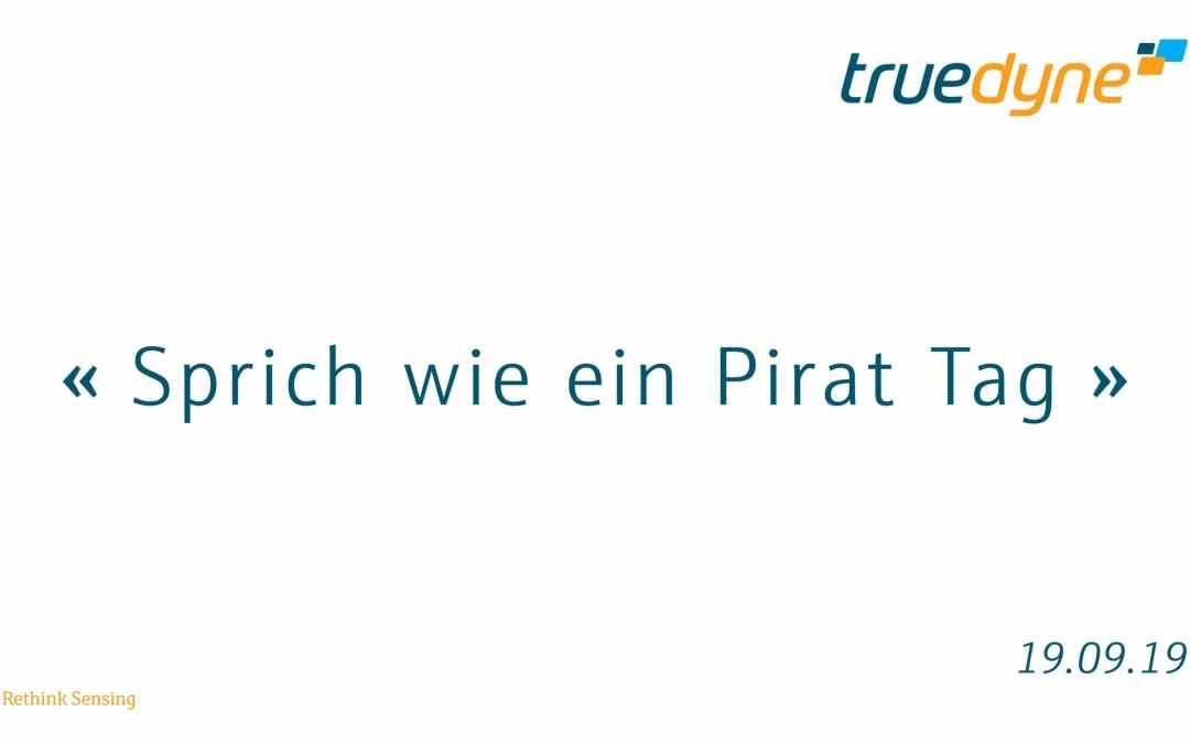Sprich wie ein Pirat Tag