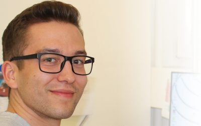 Johannes Bauer – Welcome to our team!