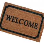 welcome-mat