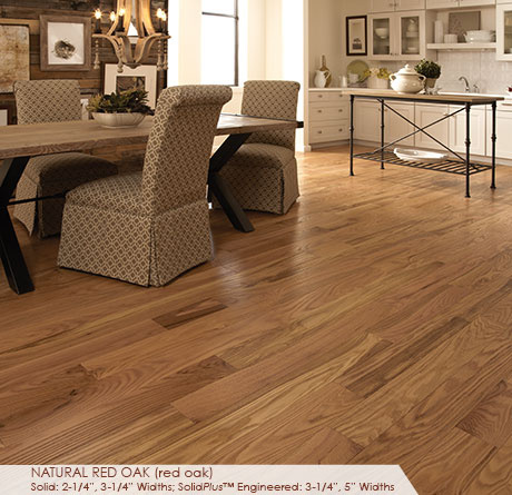 Somerset 3 14 Classic Collection Engineered Red Oak