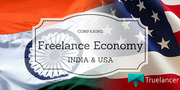 Comparing Freelance Economies of USA and India