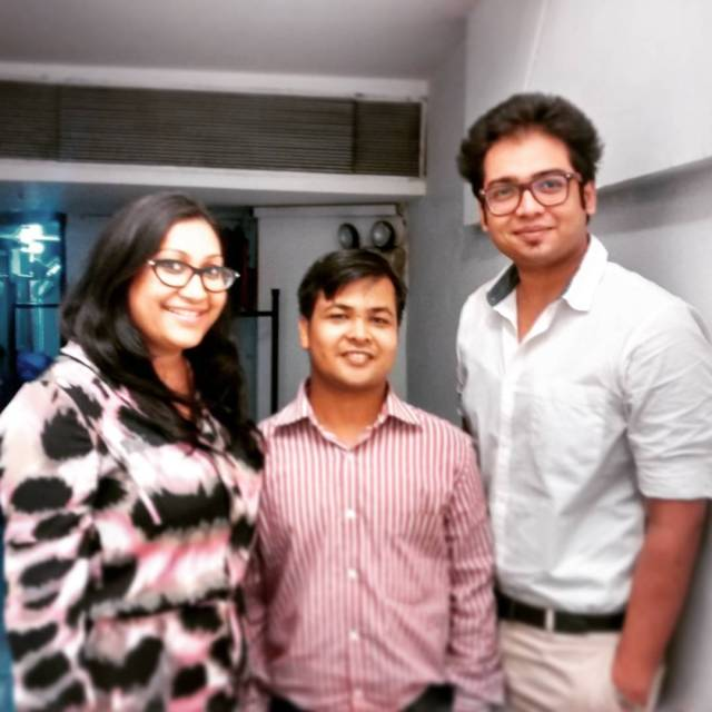 Sanjukta, Dipesh Garg, Rahul Rakesh
