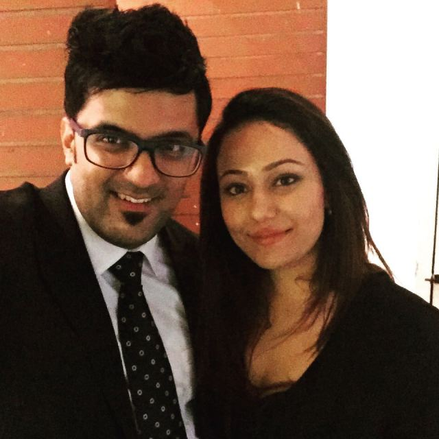 Jitendra & Rhitu David
