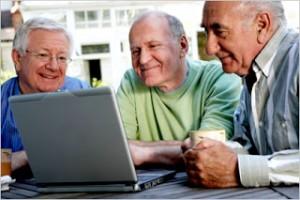 jobs for retired men for socializing