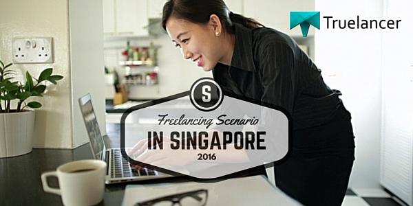 Freelancing Scenario in Singapore in 2016