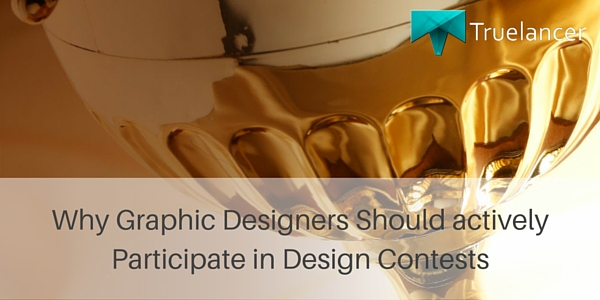 Why Graphic Designers Should actively Participate in Design Contests