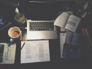 working late night tips coffee or water