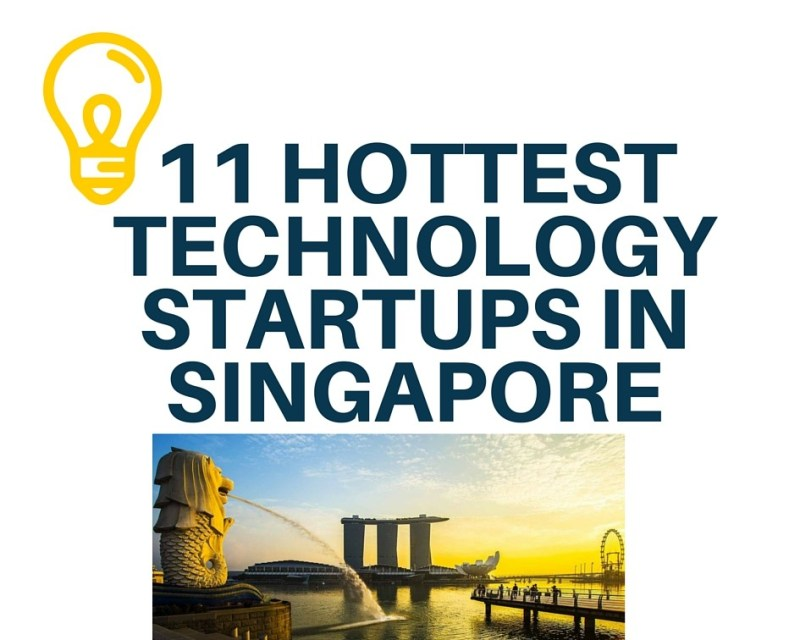Hottest Technology Startups in Singapore