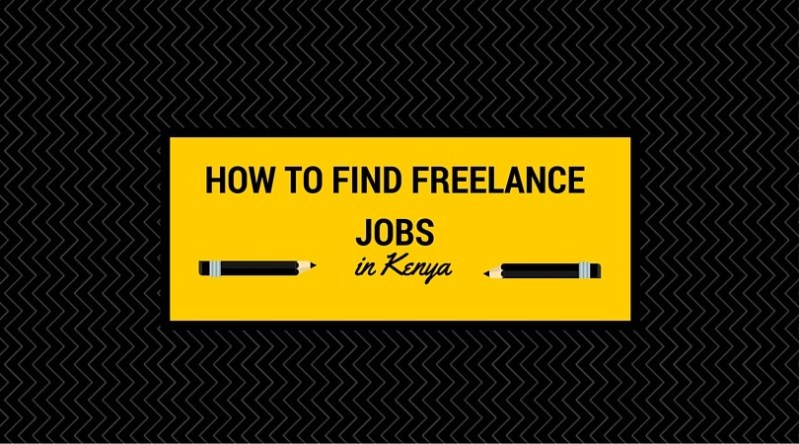 Kenya freelance jobs