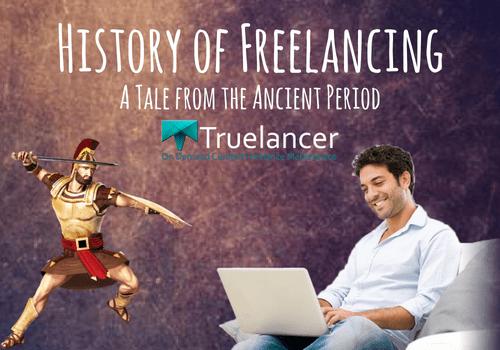 History of Freelancing