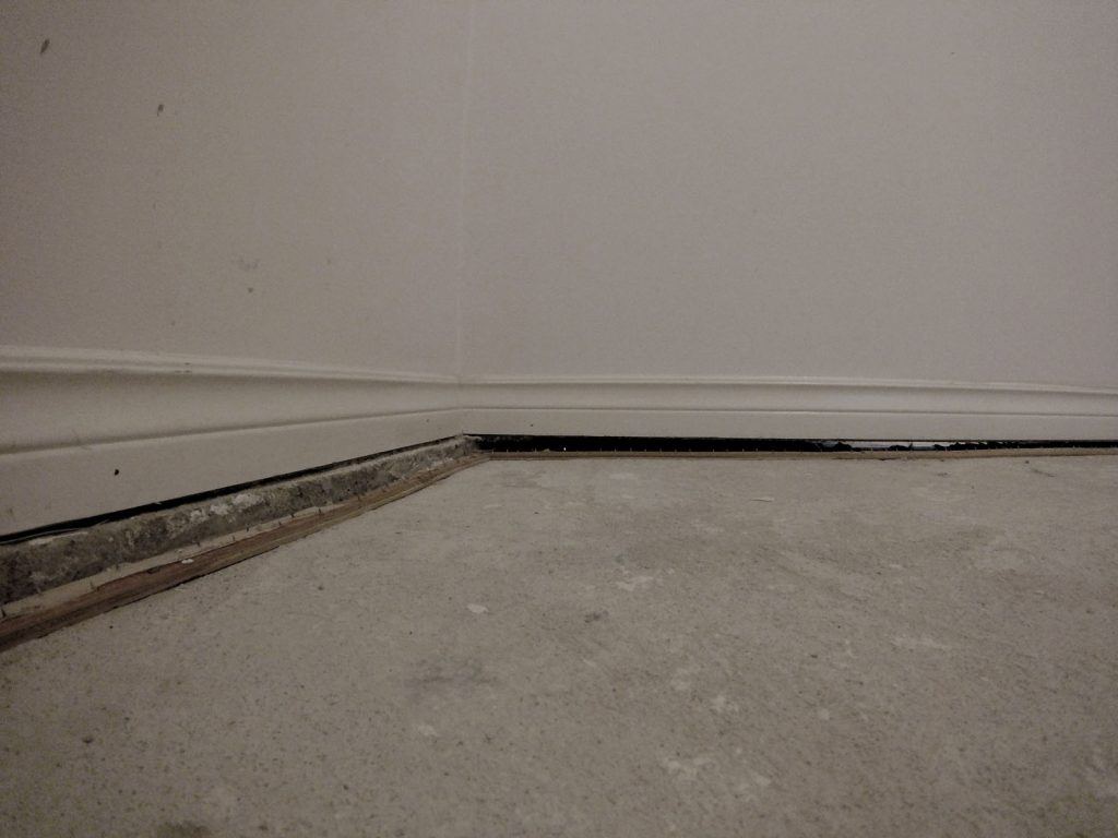 Signs to Watch Unlevel Concrete  Sloped Floors  True