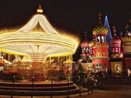 Tivoli Gardens' Christmas Market