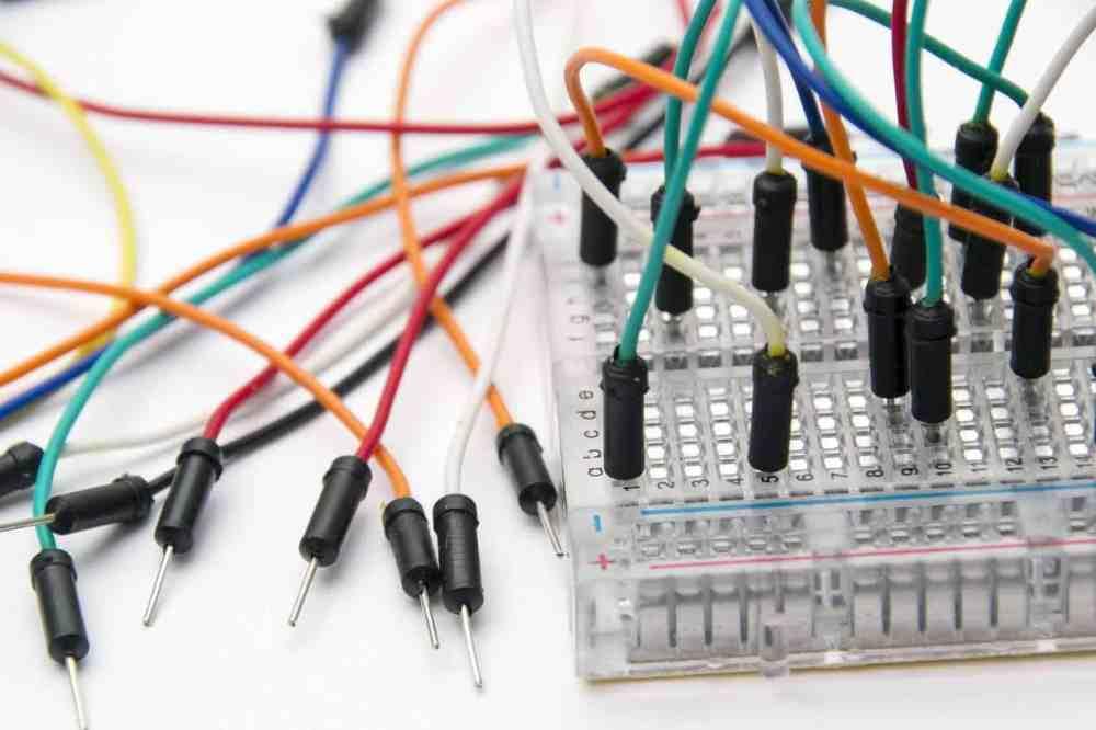 medium resolution of breadboard jumper cable wires