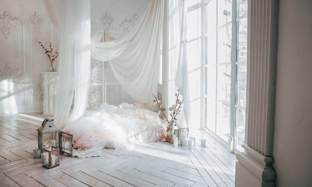 Tips para decorar e iluminar el cuarto de recién casados con un toque chic y ahorrando energía