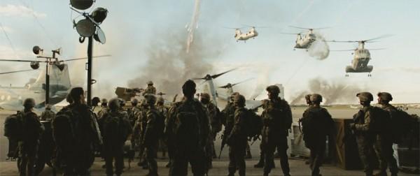 [電影介紹] 世界異戰 Battle: Los Angeles @ 電影介紹 :: 痞客邦