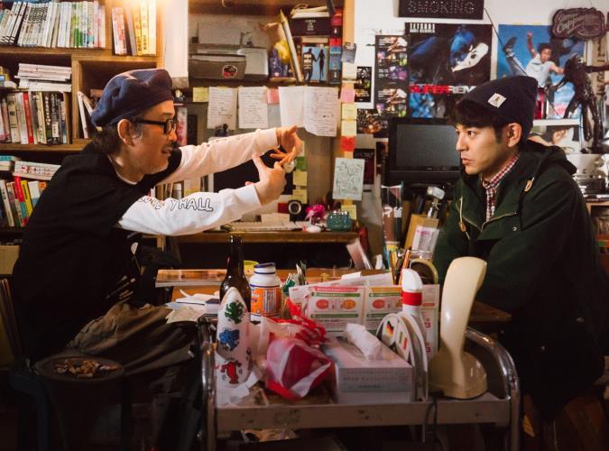 想成為奧田民生的BOY與讓遇見的男人都瘋狂的GIRL --【觸電網】電影情報一網打盡!