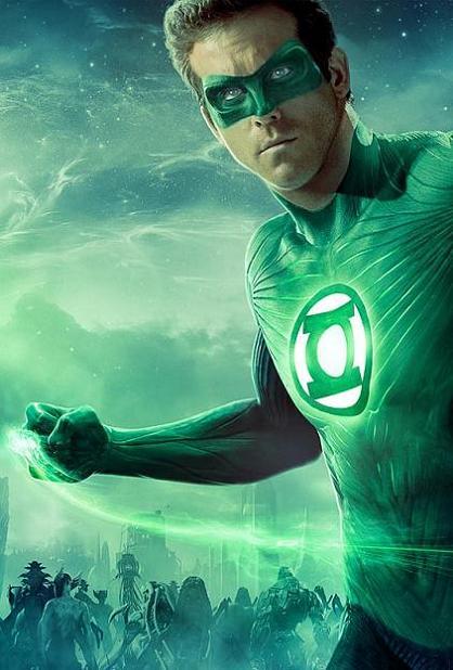 綠光戰警(綠燈俠) --【觸電網】電影情報一網打盡!