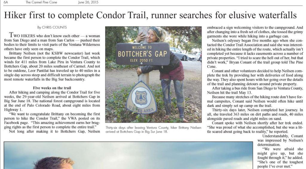 Condor Trail