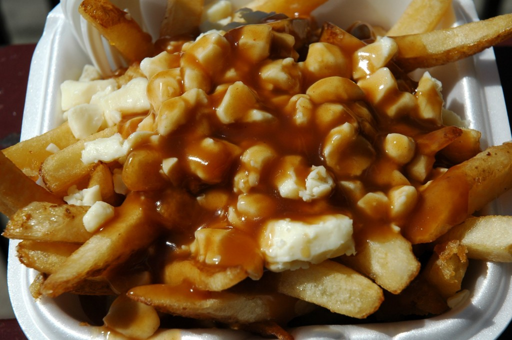 The splendour and joy of poutine shall be beheld for generations to come!